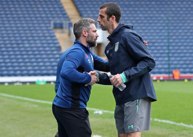 David Dunn had a spell as first-team coach at Rovers and U23s assistant boss