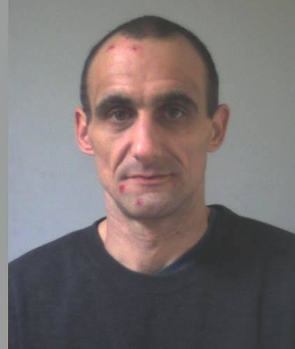 Wesley HoldenHolden, 40, formerly of Hillcrest Avenue, Longridge is wanted by police following a burglarly on April 11.