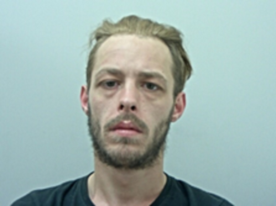Christian Raeburn is wanted by police