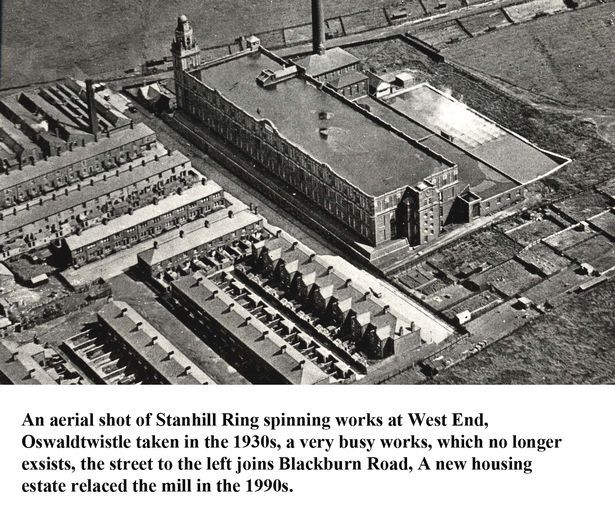 The Stanhill Ring Mill Workers Who Started Their Jobs As Children