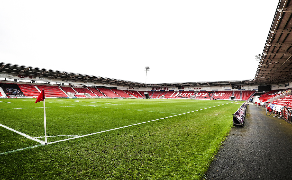 MATCHDAY: Rovers are the Keepmoat Stadium this evening