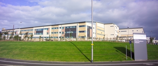 Royal Blackburn Hospital is one of several ELHT facilities where blue badge holders will be charged to park