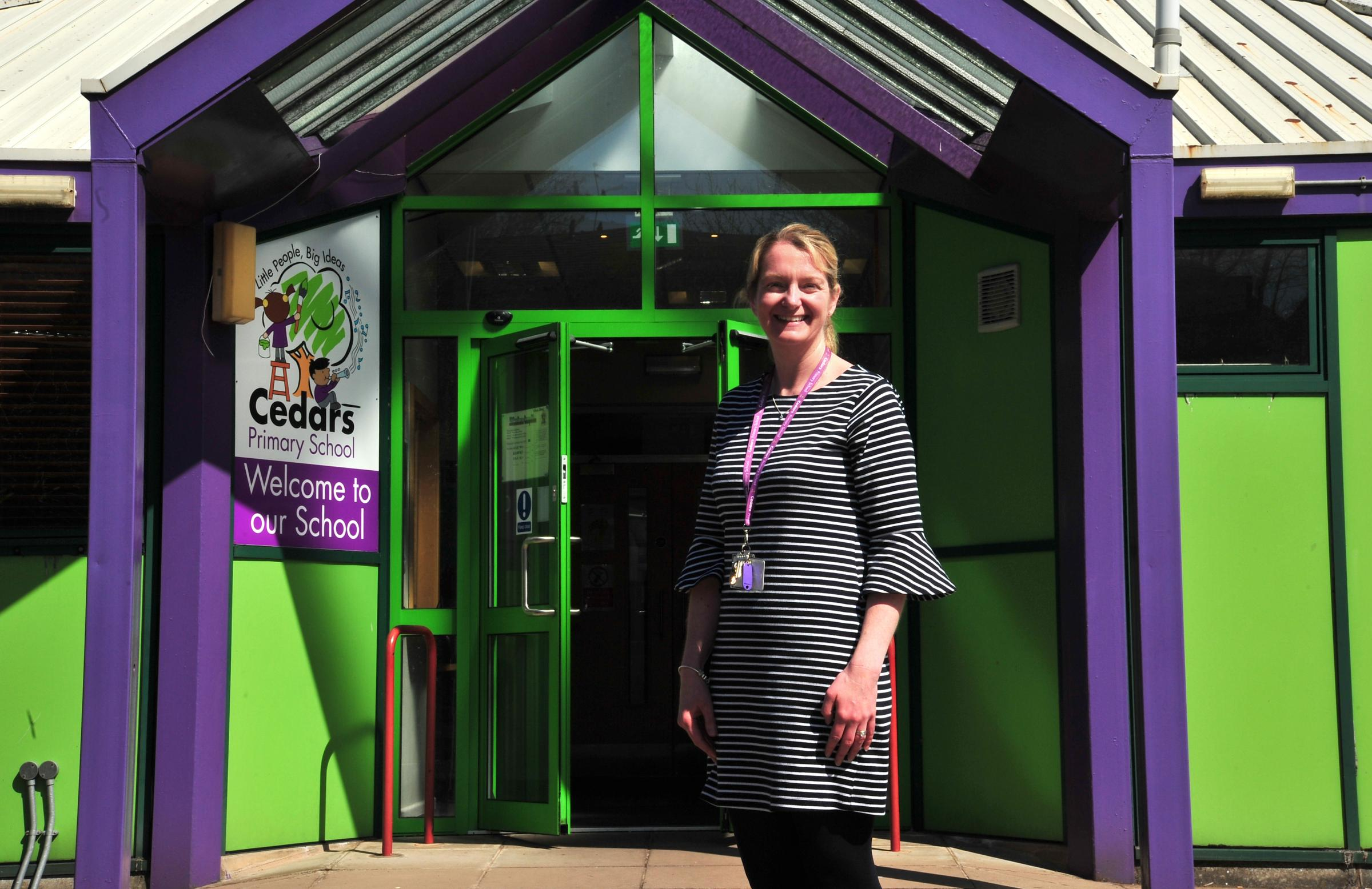 School Report: Cedar Wood Primary School, Blackburn