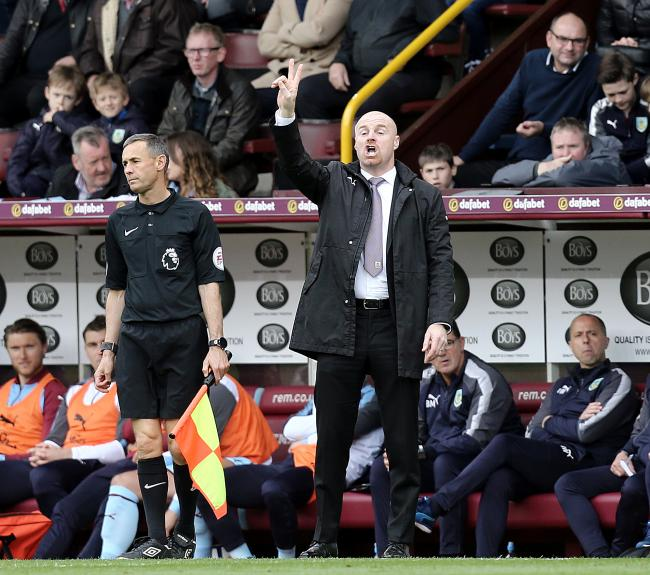 Sean Dyche believes Burnley have come 'a mile' this season