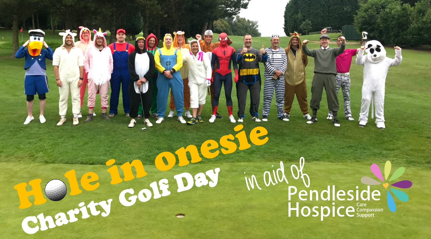'Hole in Onesie' Charity Golf Day