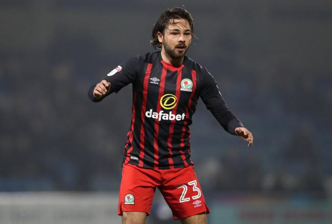 Bradley Dack's season is over after suffering his latest hamstring injury