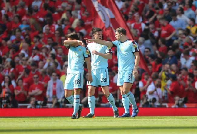 Burnley suffered a heavy defeat in Arsene Wenger's final game at the Emirates