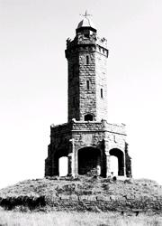 Lancashire Telegraph: LANDMARK: Darwen Tower commemorates Queen Victoria's Diamond Jubilee