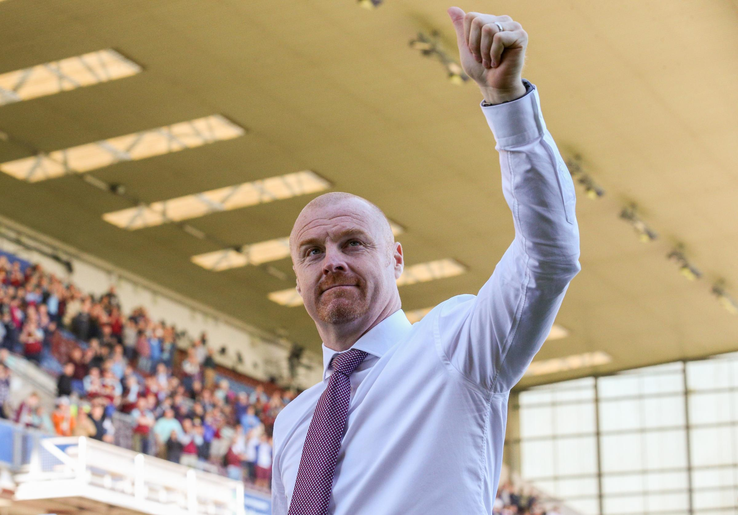Sean Dyche led Burnley to seventh in the Premier League, making nearly £120million in the process