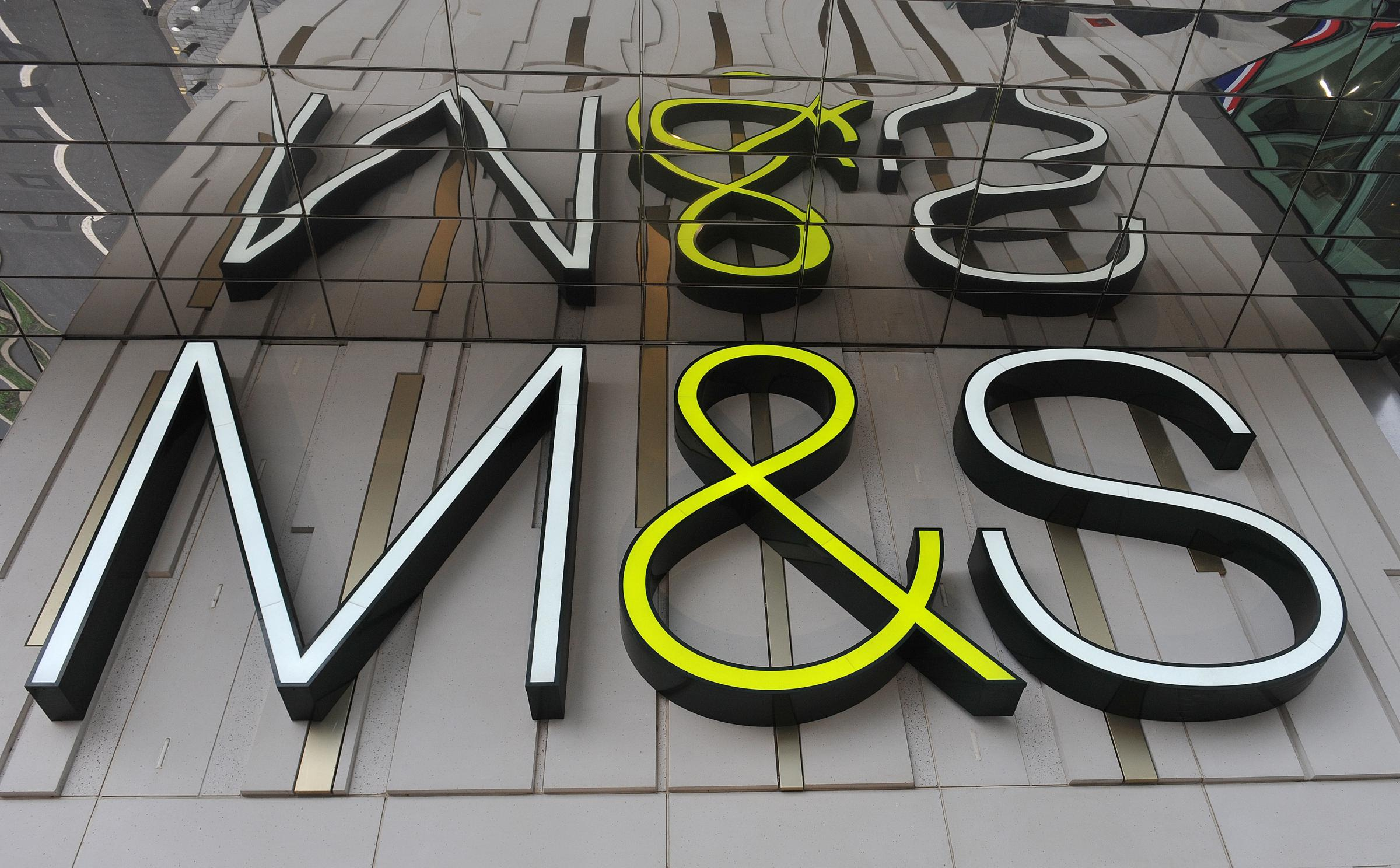 Marks and Spencer said it is to close 100 stores by 2022 as it accelerates a transformation programme