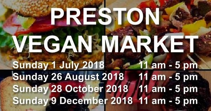 Preston Vegan Market
