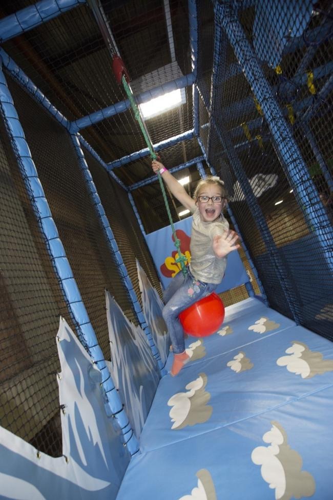Adventure City Play and Party at Hyndburn Leisure Centre