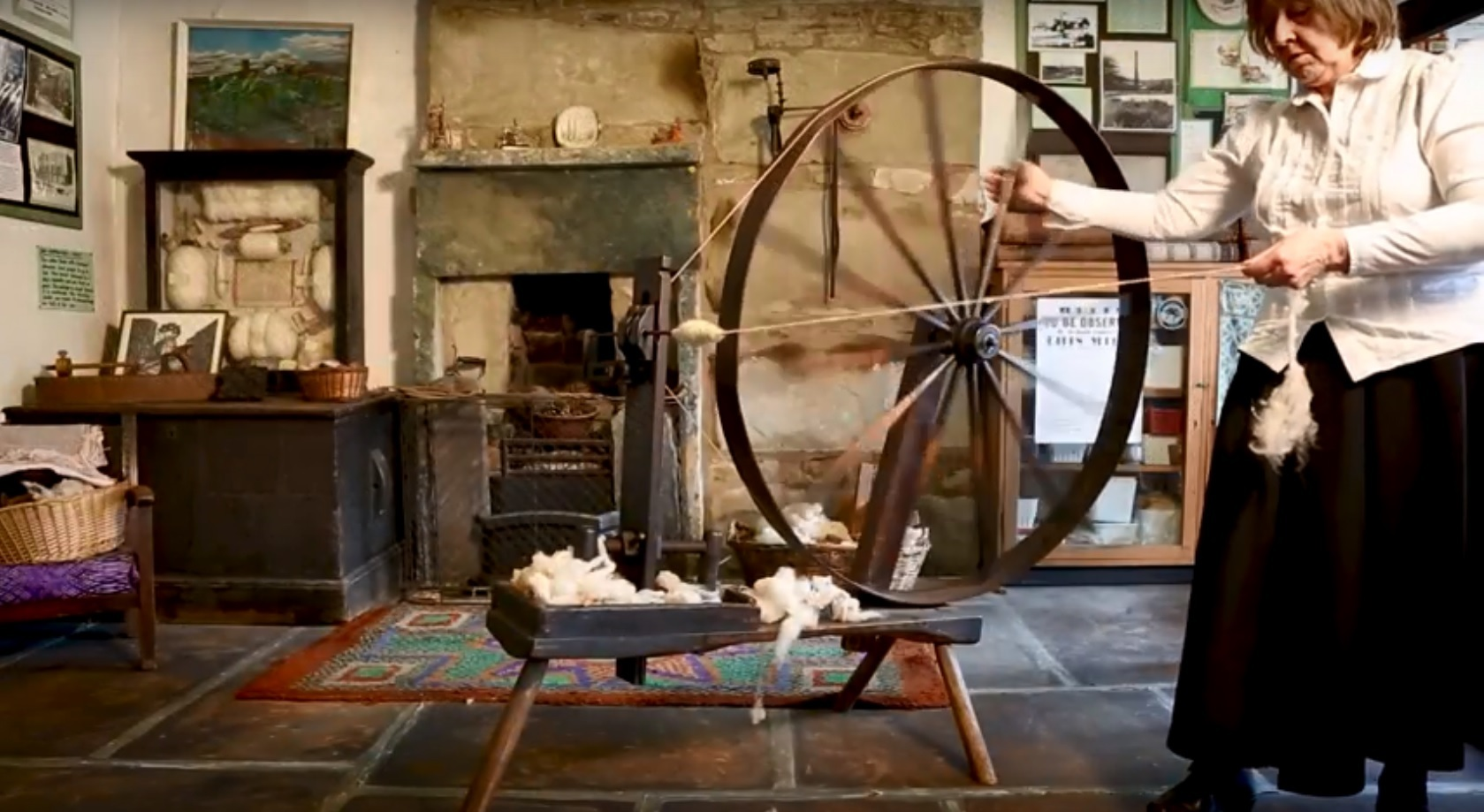 An example of the equipment used in the video