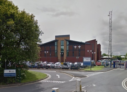 INSPECTION: Blackburn Police Station was among six custody suites assessed by watchdog Pic: Google Streetmap.