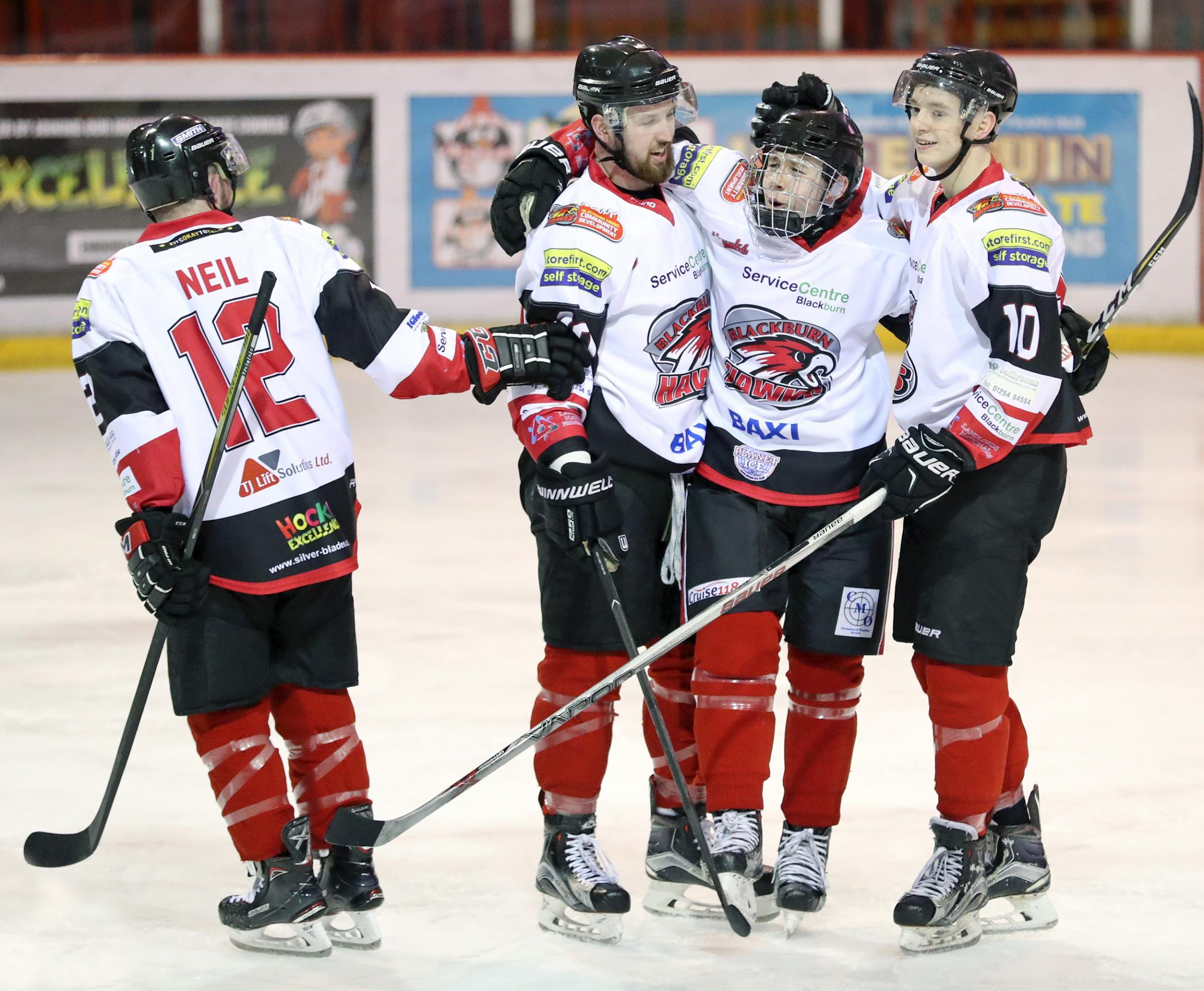 Blackburn Hawks have strengthened their squad for next season