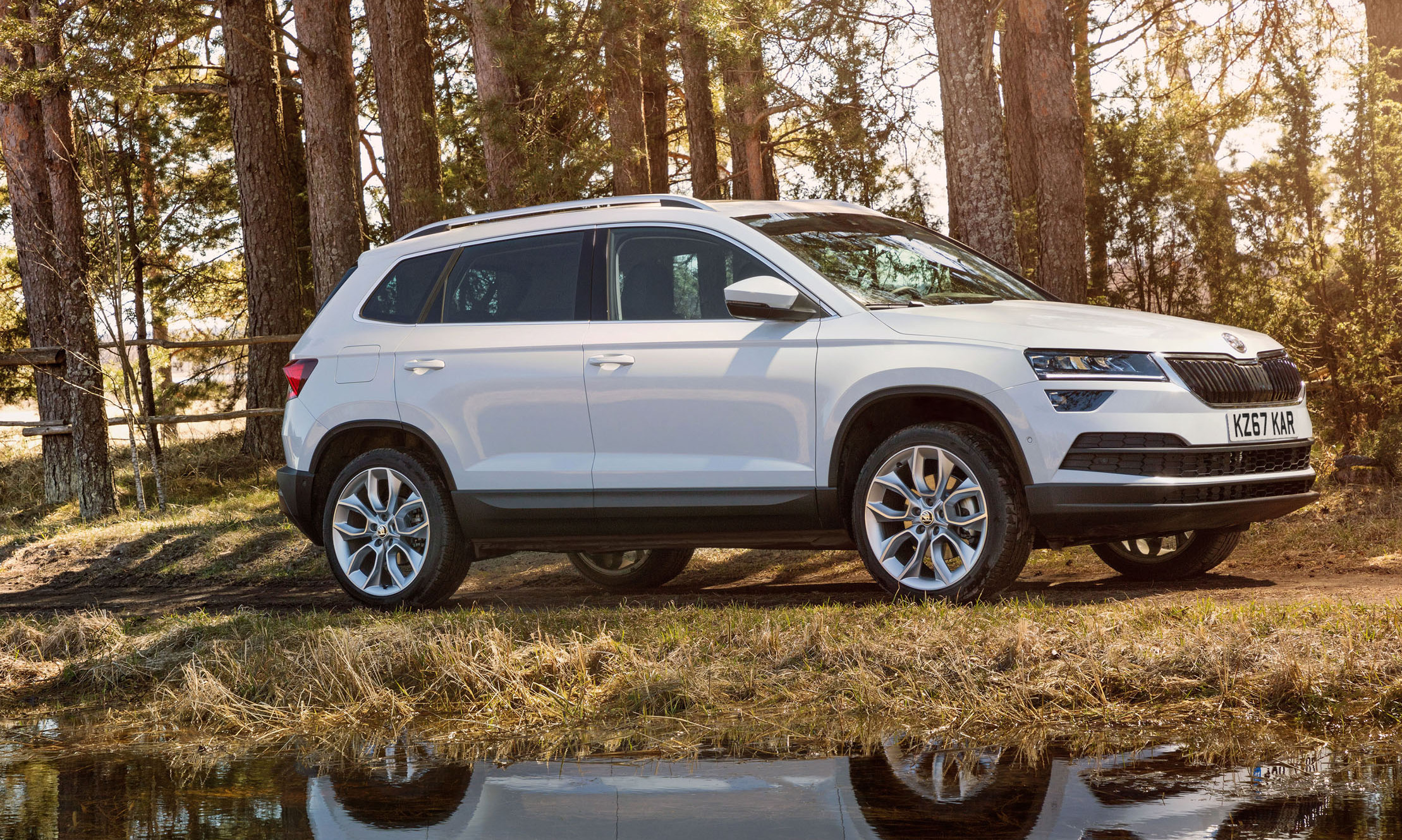 The Skoda Karoq is an SUV crossover with so much to offer