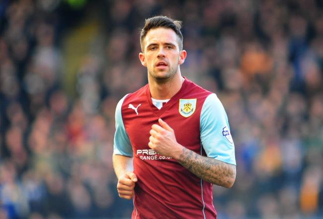 Danny Ings scored 43 goals in his time at Burnley