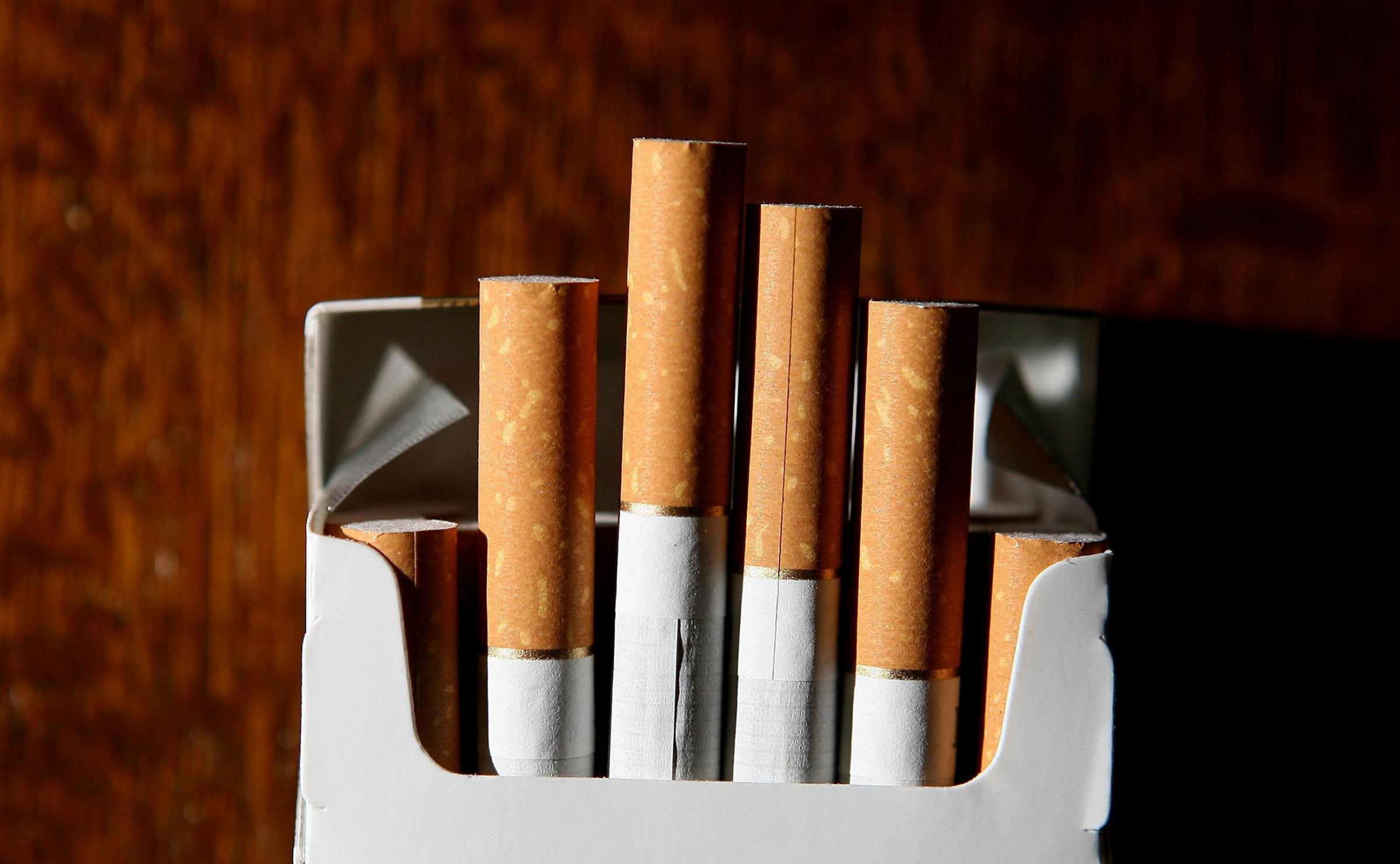 Cigarettes as targeting a specific group of neurons in the brain could help people quit smoking, said scientists.