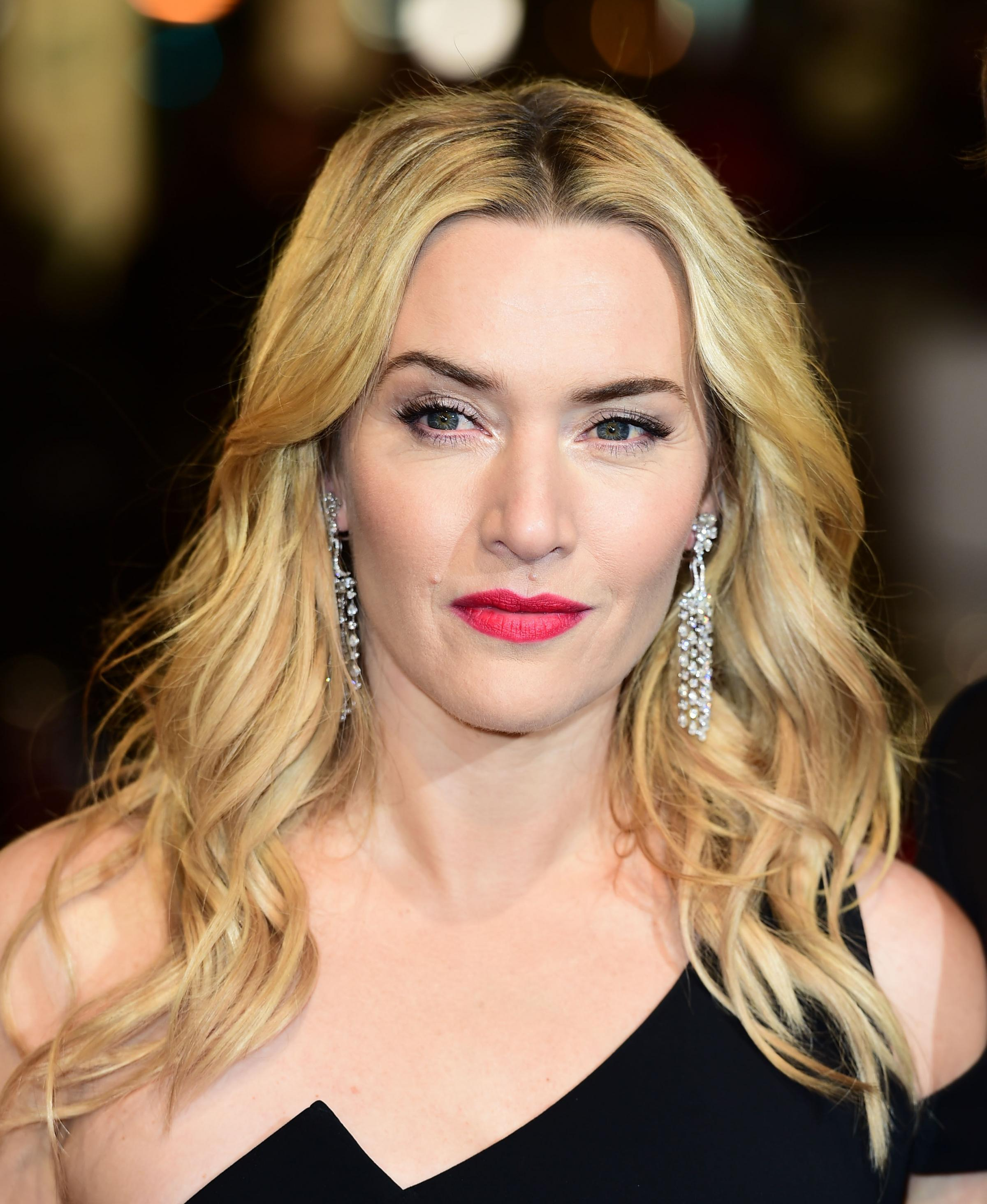 Hollywood star Kate Winslet