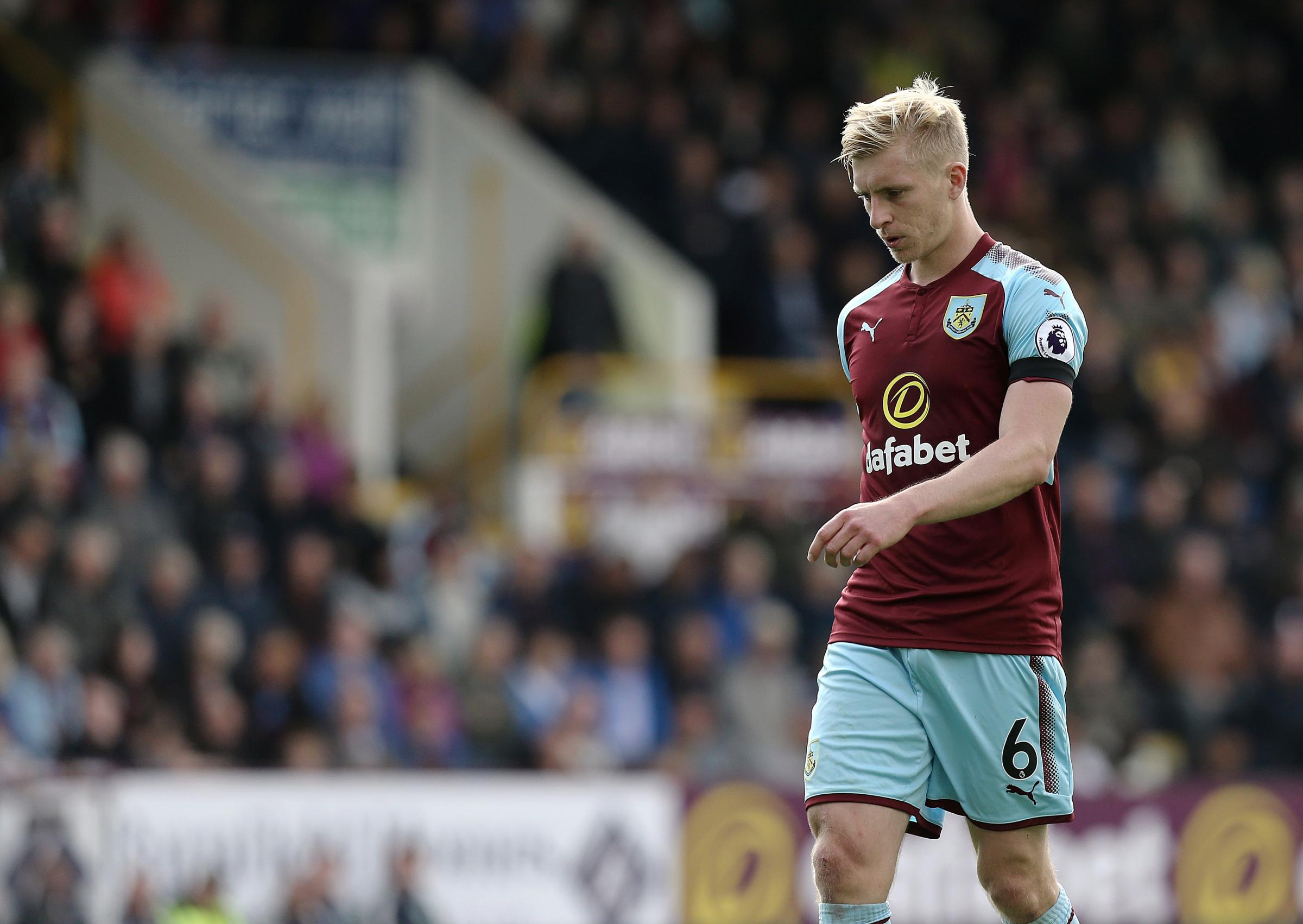 Burnley remain hopeful over securing Ben Mee on a new deal