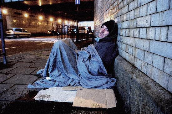 Lancashire Telegraph: Action group launched to help the homeless