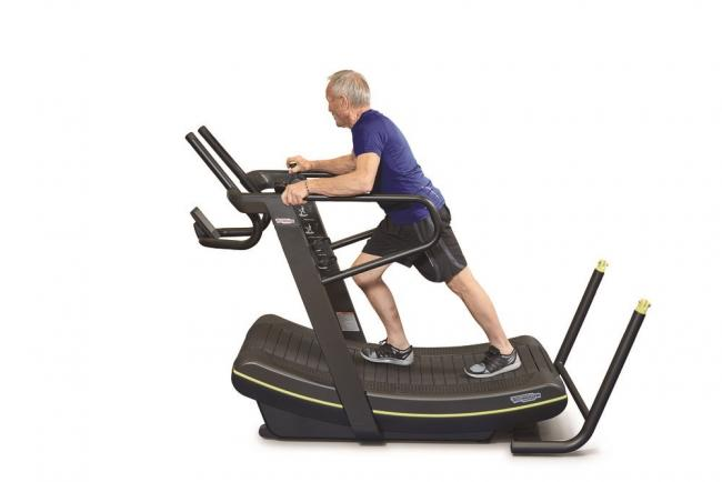 A new Skillmill, one of the features included in the gym refurbishments