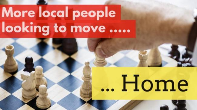 12% Less Darwen Home Owners Wanting to Move Than 12 Months Ago