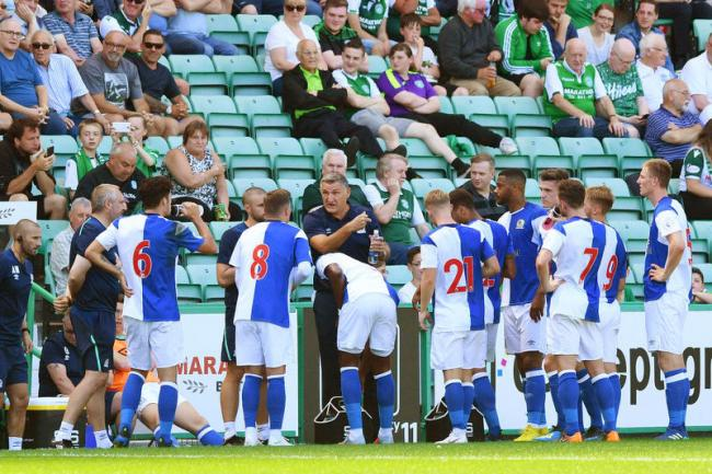 Rovers headed north of the border last pre-season to face Hibs and will do so again when they face Rangers in July