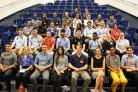 American University of the Caribbean (AUC) School of Medicine students
