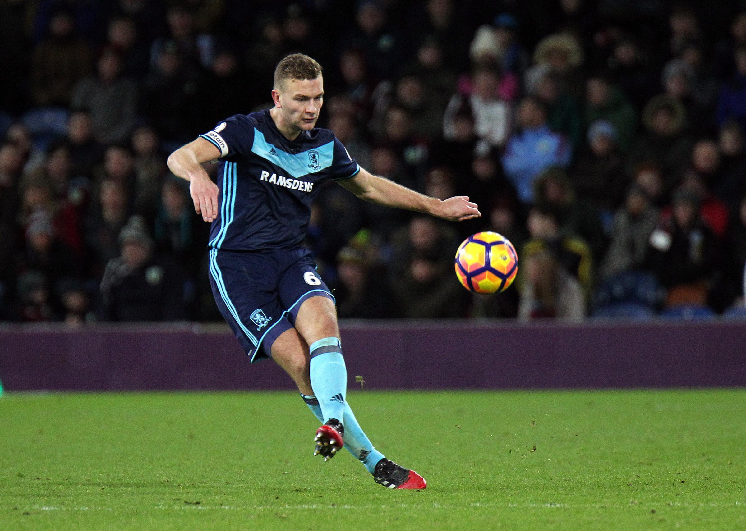 Ben Gibson is set to sign for Burnley this weekend