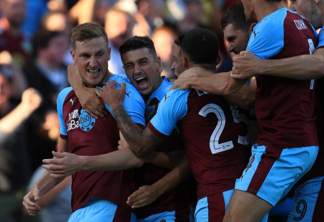 Burnley boss Sean Dyche pleased with side's victory over Aberdeen