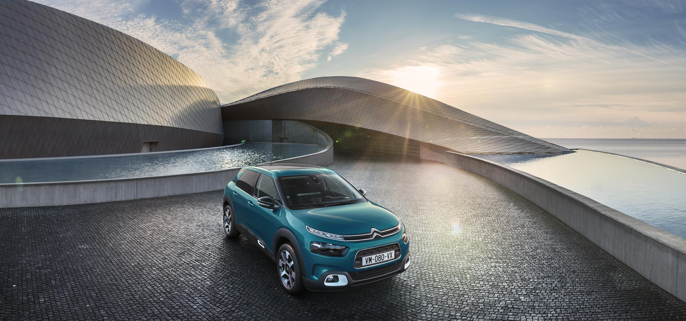 The new Citroen Cactus