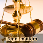 Legal and law features and supplements
