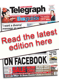 Lancs LT Edition Front Cover