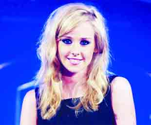 Diana Vickers more popular than Britney Spears with UK internet users