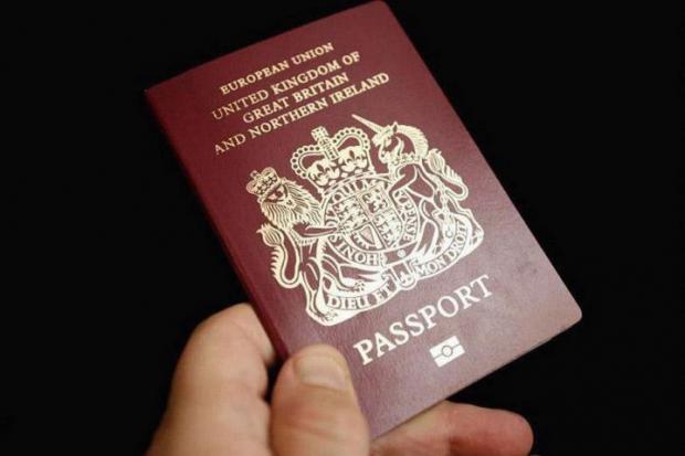 Lancashire Telegraph: Passport