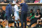Bradley Dack was forced off in Rovers' win at Hull City
