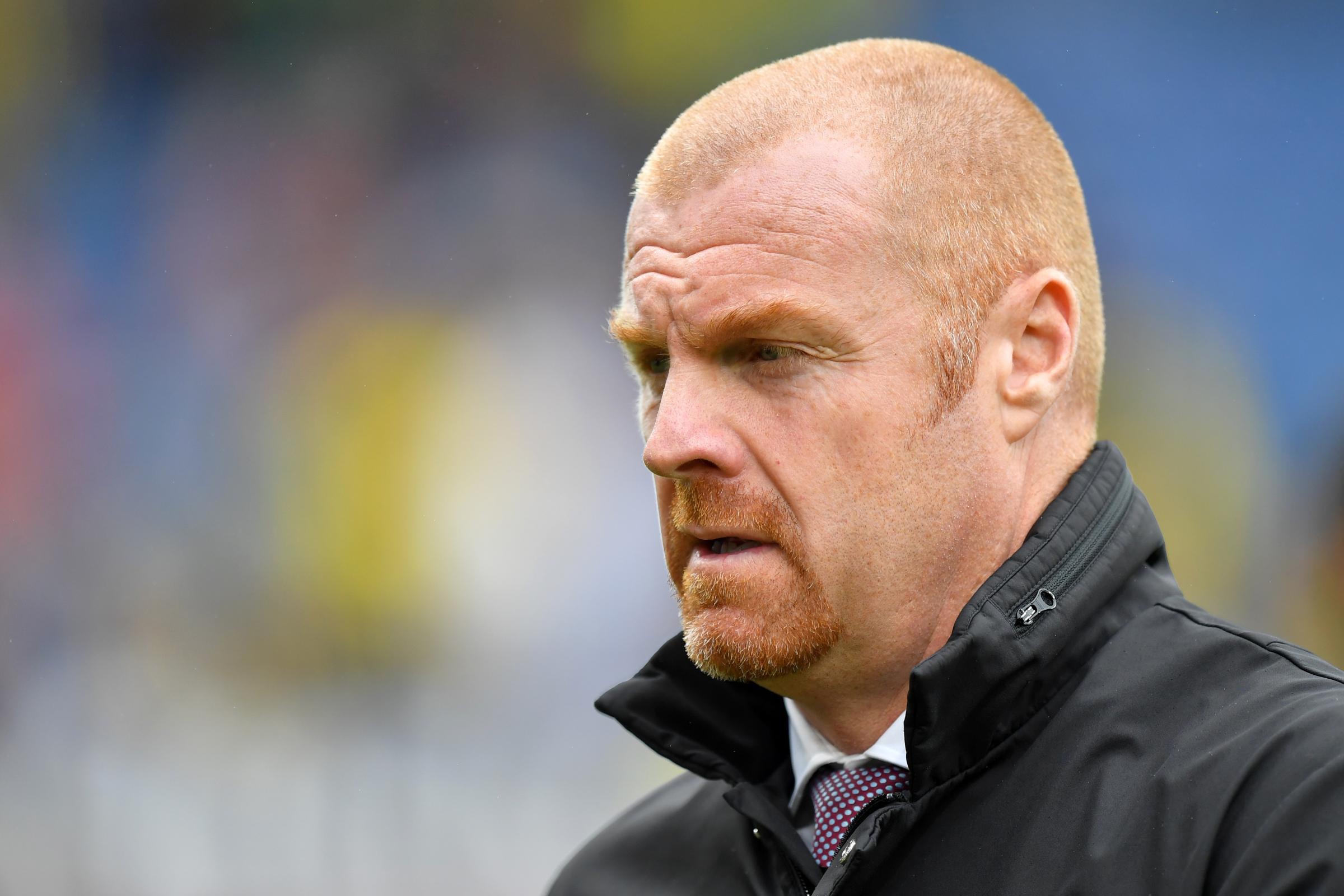 Burnley boss Sean Dyche was pleased with the performance against Liverpool