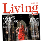 Lancashire Telegraph: Cheshire Living Cover 2018 Autumn