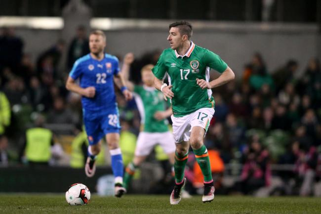 Stephen Ward has seen a specialist as he struggles with a knee injury