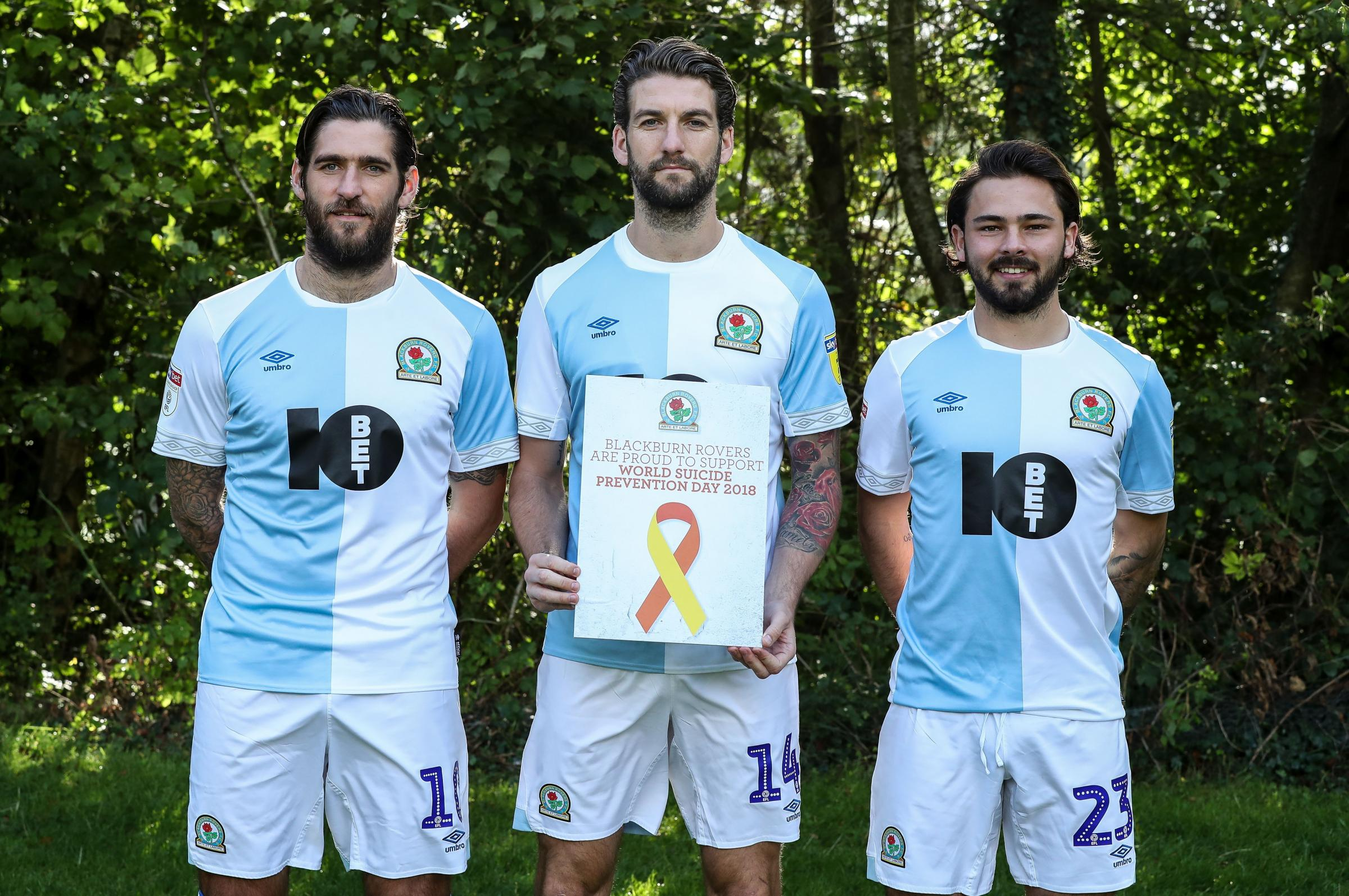 Danny Graham, Charlie Mulgrew and Danny Graham