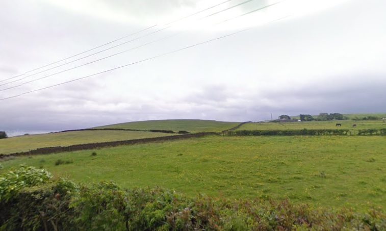 Farmland in Tockholes (PICTURE: Google Maps)