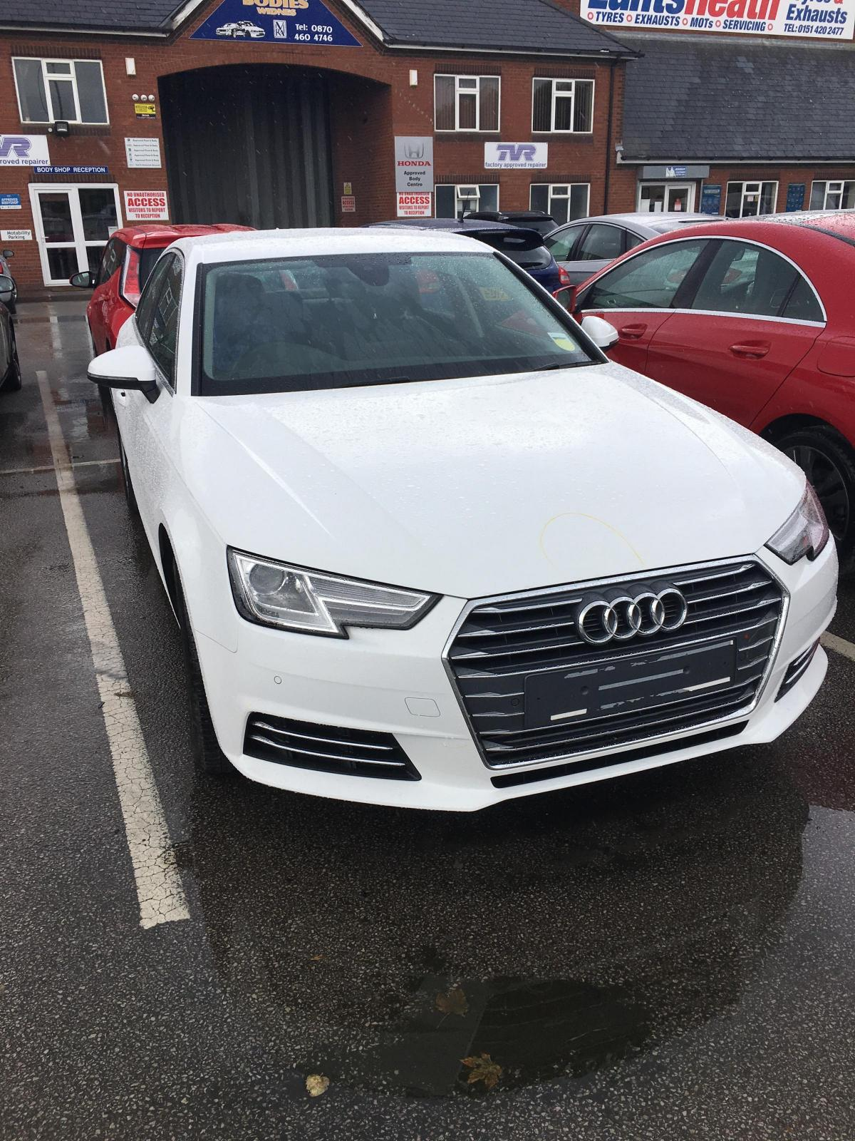 Audi Left At Manchester Airport Meet And Greet Parking Written Off And Found With Weapons In Boot Lancashire Telegraph
