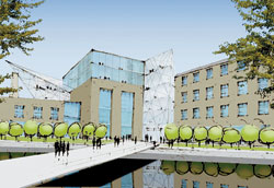 LOOKING GOOD: An artist�s view of how the Weavers� Triangle will look after its revamp