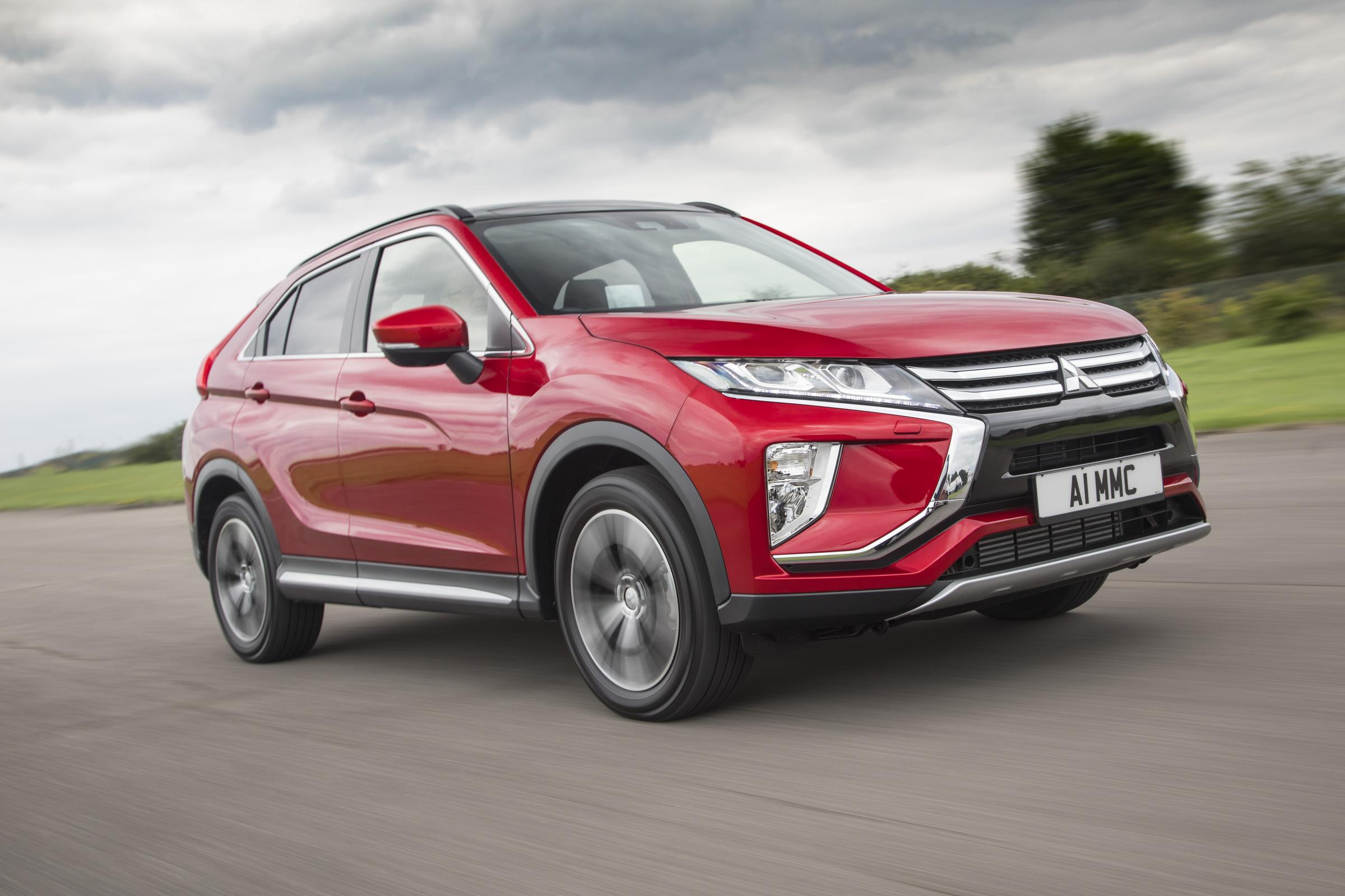 The Mitsubishi Eclipse Cross is extremely well specified
