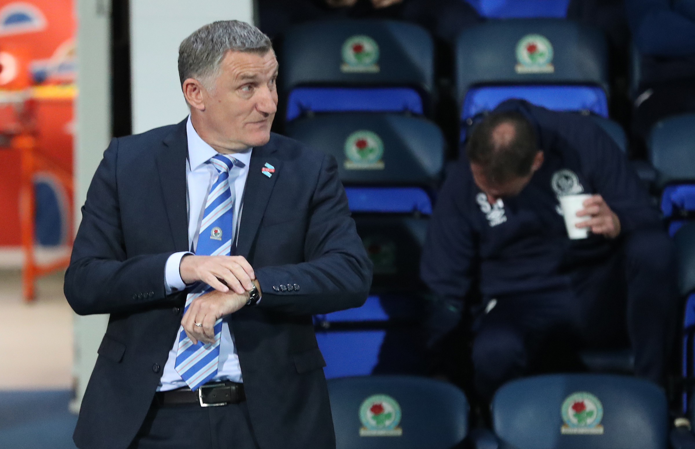 Tony Mowbray's side are 10th in the table with 12 league games played