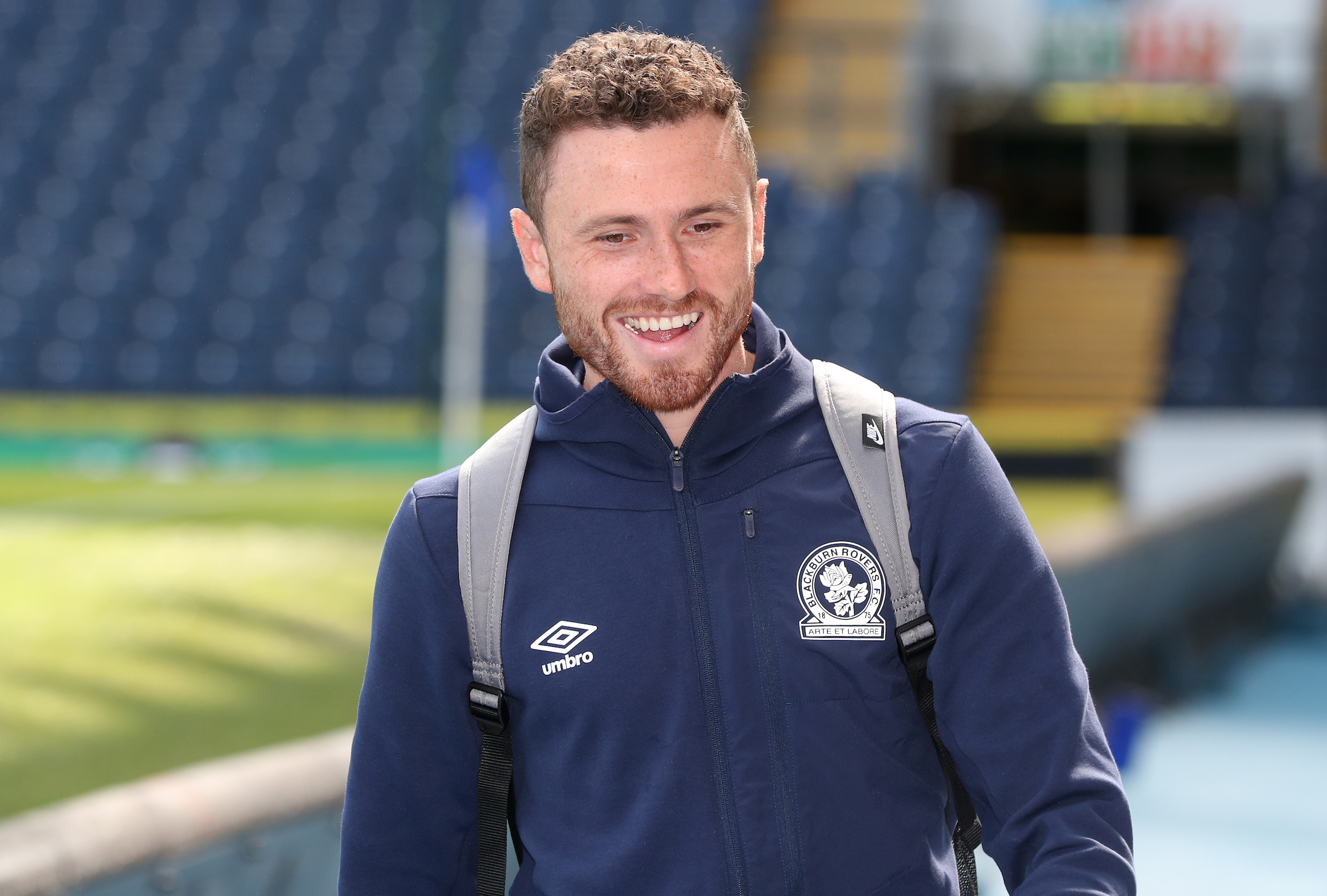 Corry Evans has been a regular starter for Rovers under Tony Mowbray