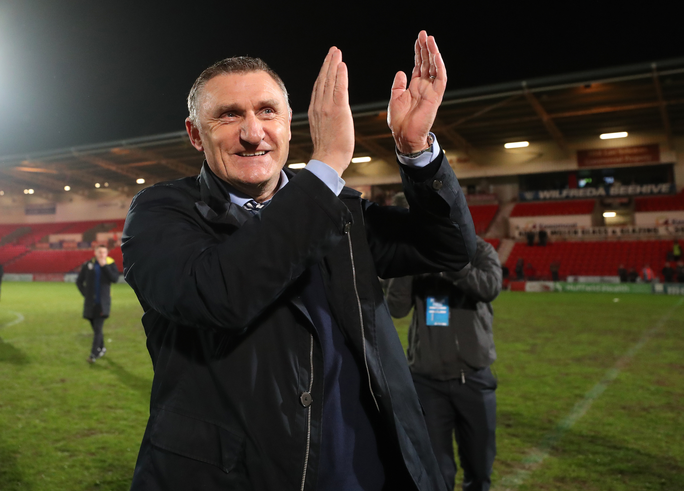 Tony Mowbray is set to be offered a new deal by Rovers