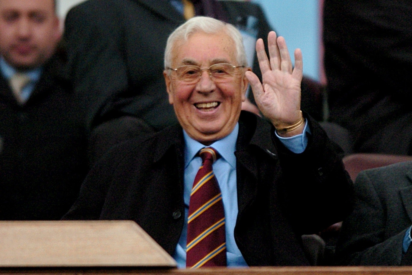 Tributes Have Poured In For Former Aston Villa Chairman Sir Doug Ellis Following His