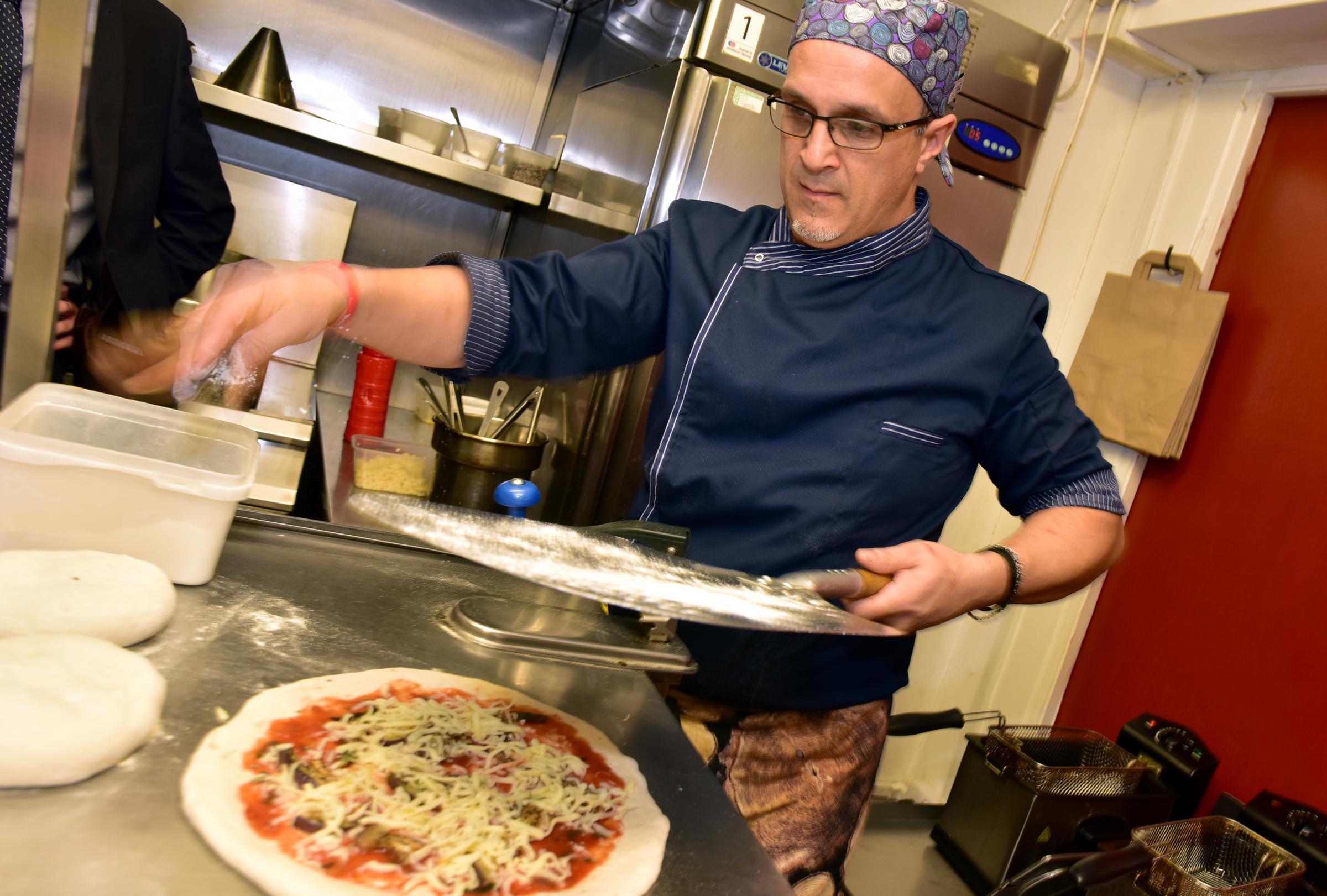 Mondellos Named Best Pizza Restaurant With Best Chef In